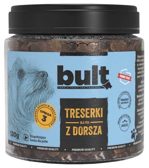 Bult Treserki z dorsza słoik 120g