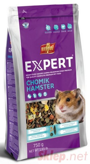 Vitapol Expert Chomik 750g [0117]