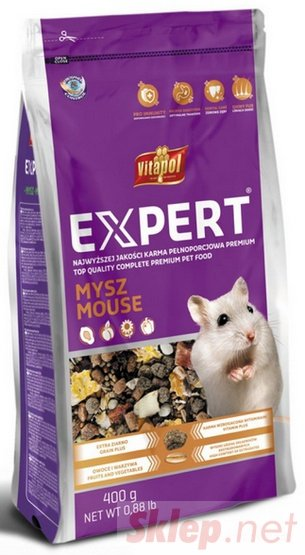Vitapol Expert Mysz 400g [0147]