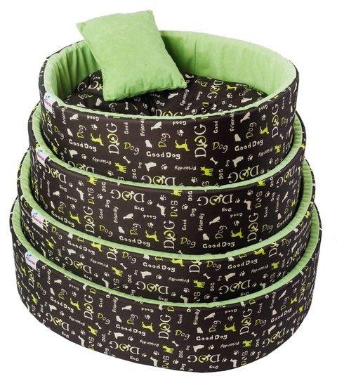 Diversa Legowisko Funky Dog 3 zielony