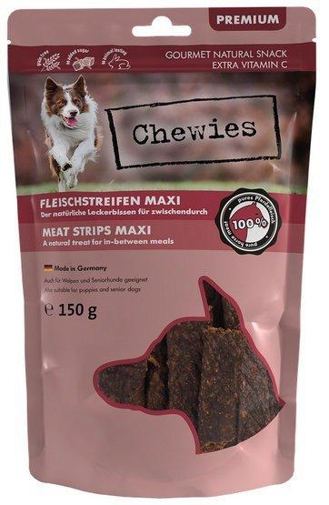 Chewies Maxi Meat Strips Konina 150g