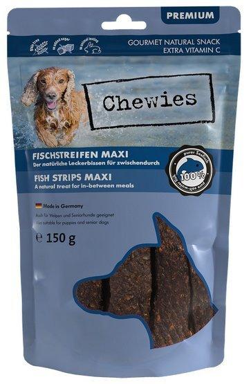 Chewies Maxi Fish Strips Ryba morska 150g