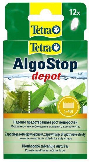 Tetra AlgoStop depot 12tabl. [T298989]