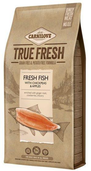 Carnilove Dog True Fresh Fish Adult - ryba 1,4kg