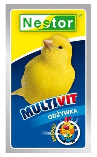 Nestor Odżywka dla kanarków Multivit