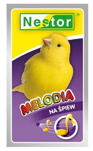 Nestor Melodia dla kanarków - pubudza do śpiewu