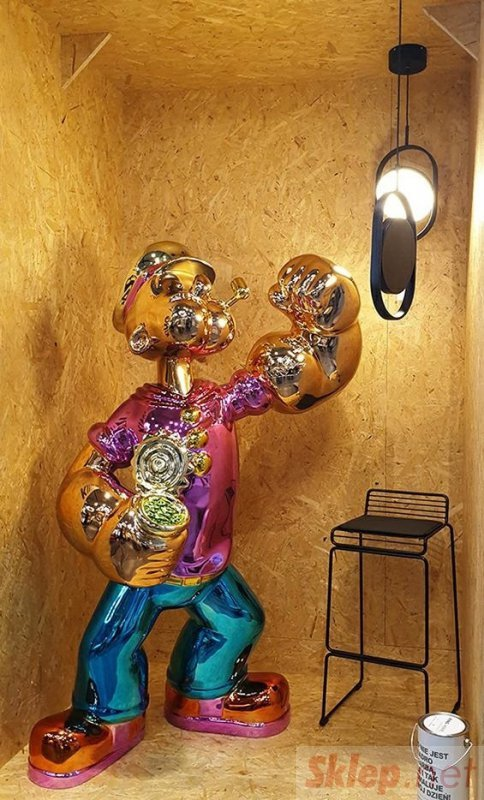 Figura POPEYE 185 CM - włókno szklane