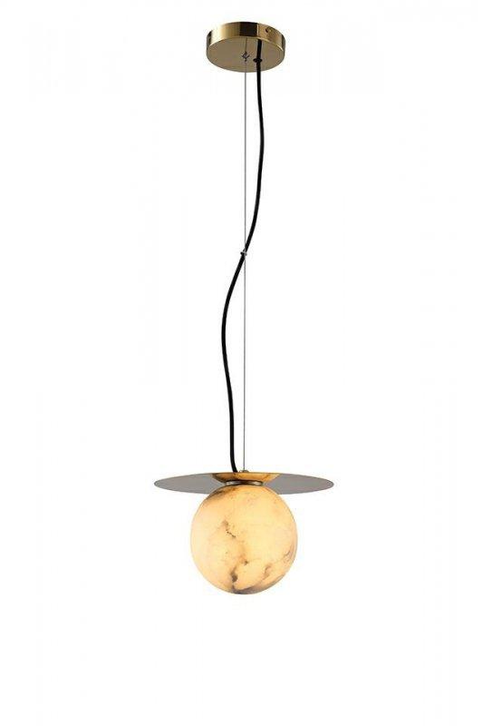 MOOSEE lampa wisząca HALO - złota