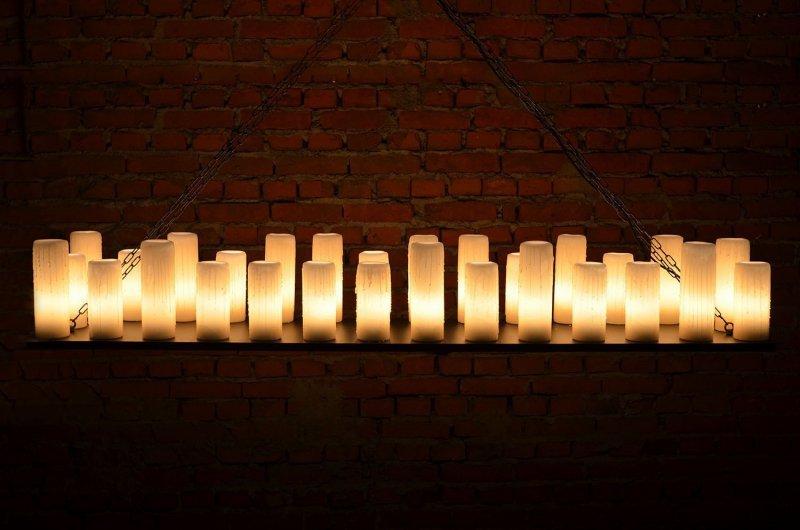 Lampa wisząca CANDLE 18