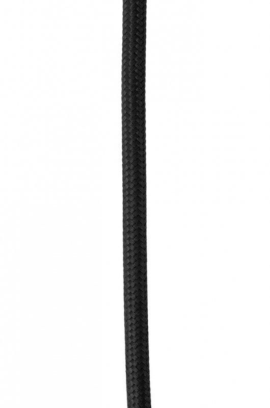 Lampa wisząca BOY M Fi 25 czarna - LED, szkło, metal