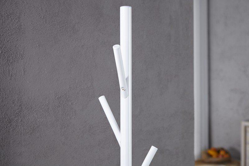 INVICTA wieszak TREE biały - metal