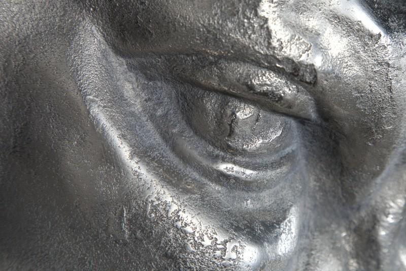 INVICTA dekoracja ścienna TORERO srebrna