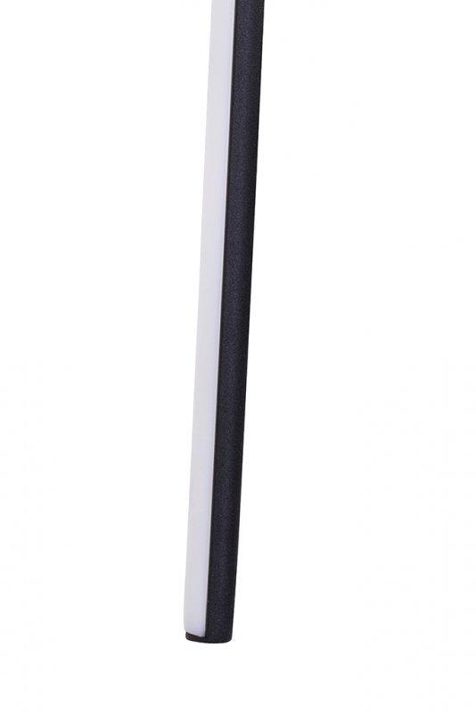 Kinkiet OMBRE WALL czarny - aluminium