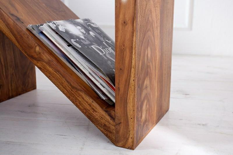 INVICTA stolik Z 45 cm sheesham - lite drewno palisander