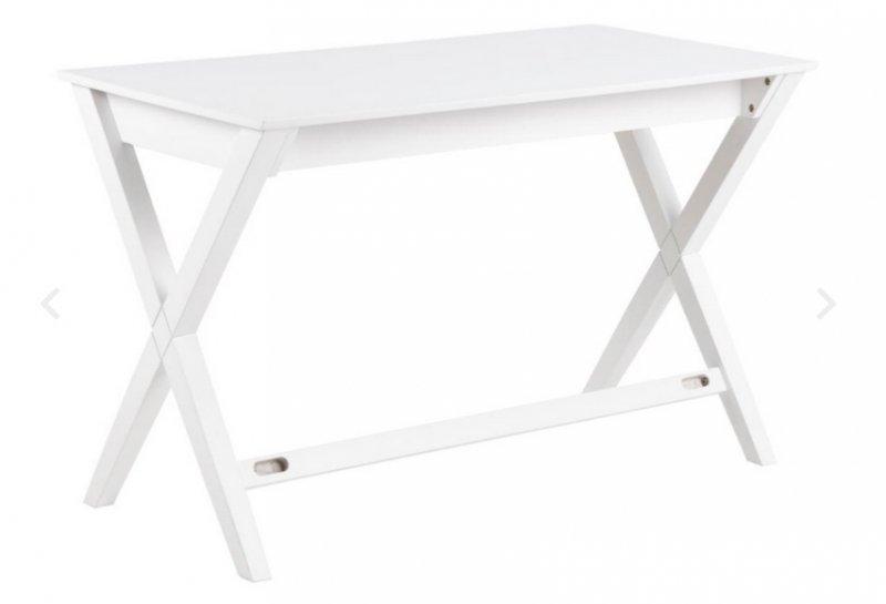 ACTONA biurko WRITEX 120x60 - białe