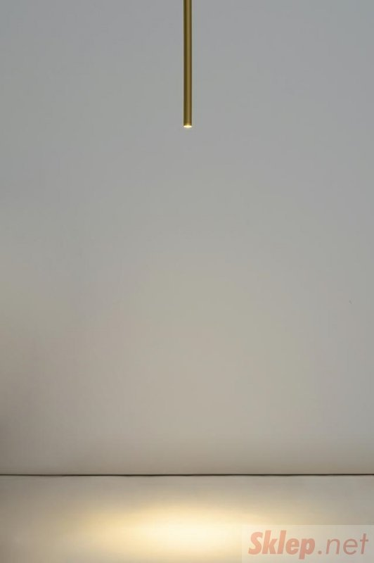 Lampa wisząca ORGANO 120 miedziana - LED, metal