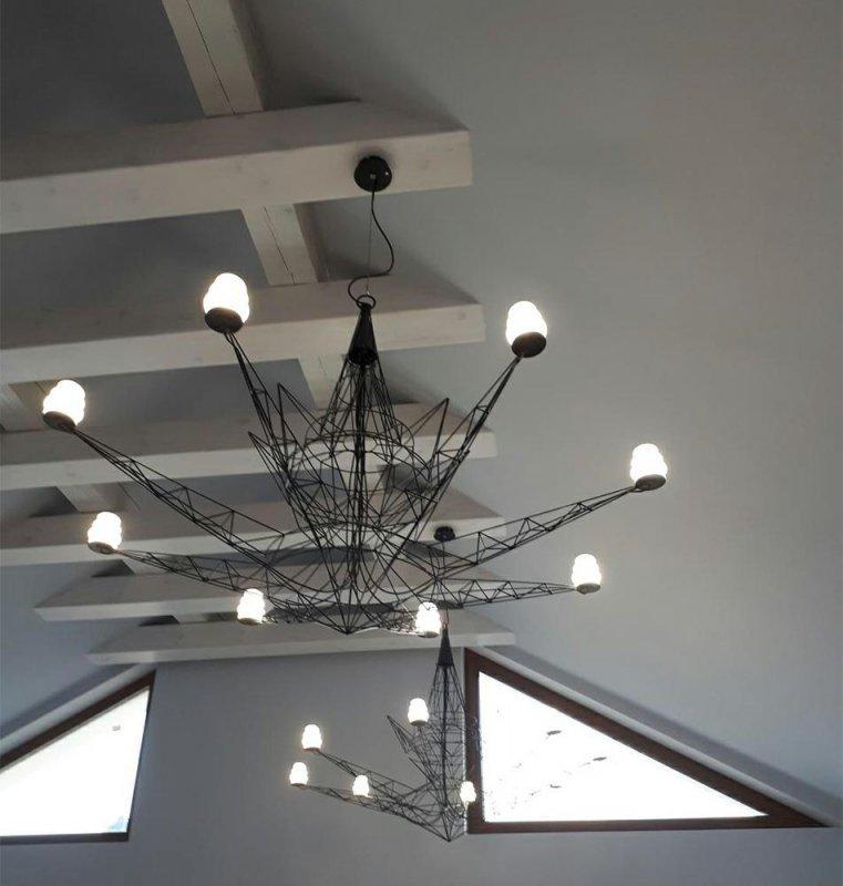 Lampa wisząca ESTRELLA 120