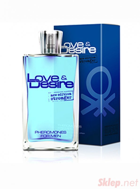 Feromony-Love Desire 100 ml Men