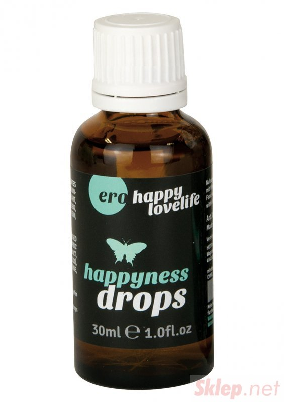 Supl.diety-Ero Happyness Drops 30 ml