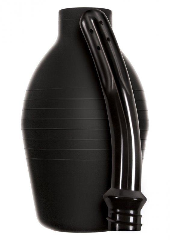 Anal/hig-Irygator-RENEGADE BODY CLEANSER BLACK