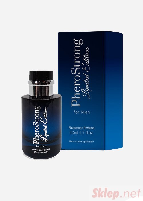 Feromony-PheroStrong LIMITED EDITION for Men 50ml.