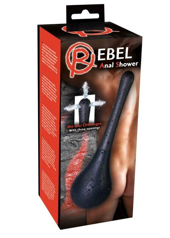 Anal/hig-Irygator-Rebel Anal Shower