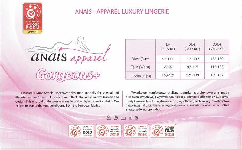 Carinola pink chemise XXL+ (różowa halka)