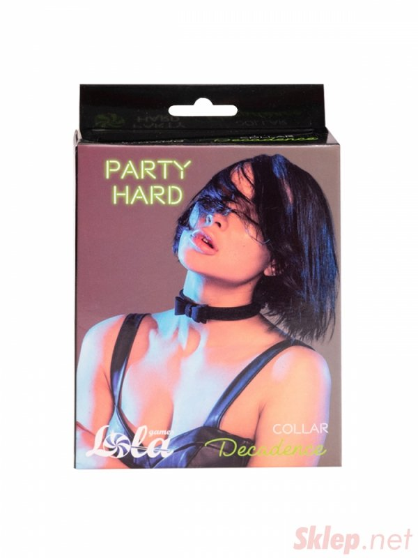 The Collar Party Hard Decadence