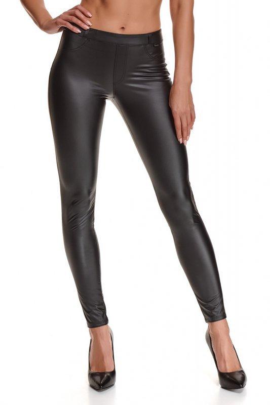 Bielizna - BRGIULIA001 legginsy czarne rozmiar XL