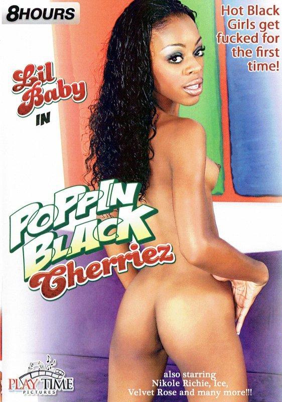 DVD-Poppin Black Cherriez