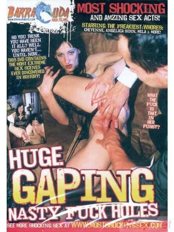 DVD-Insane Gapes (5DVDs)