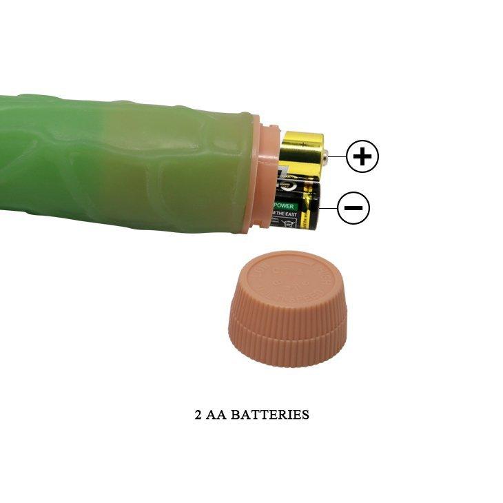 BAILE- BARBARA 8.8'' Green MULTI-SPEED