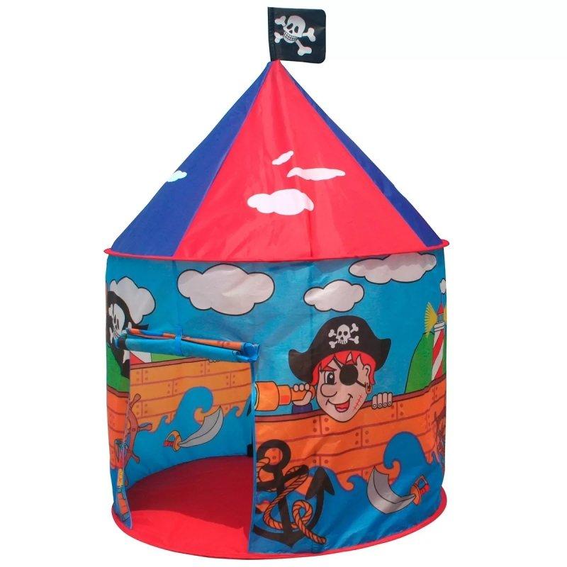 Namiot domek pirata plac zabaw dla dzieci