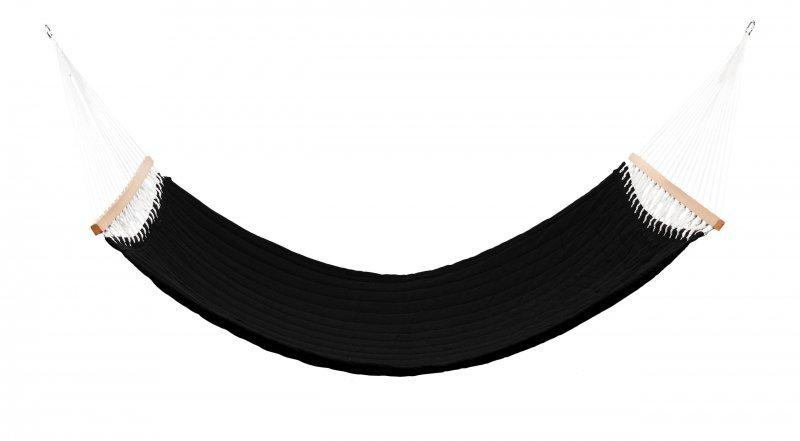 Duży hamak dwuosobowy huśtawka 320x140cm