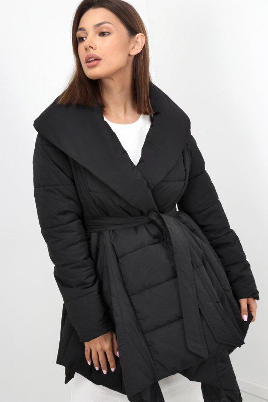 rozkloszowany płaszcz