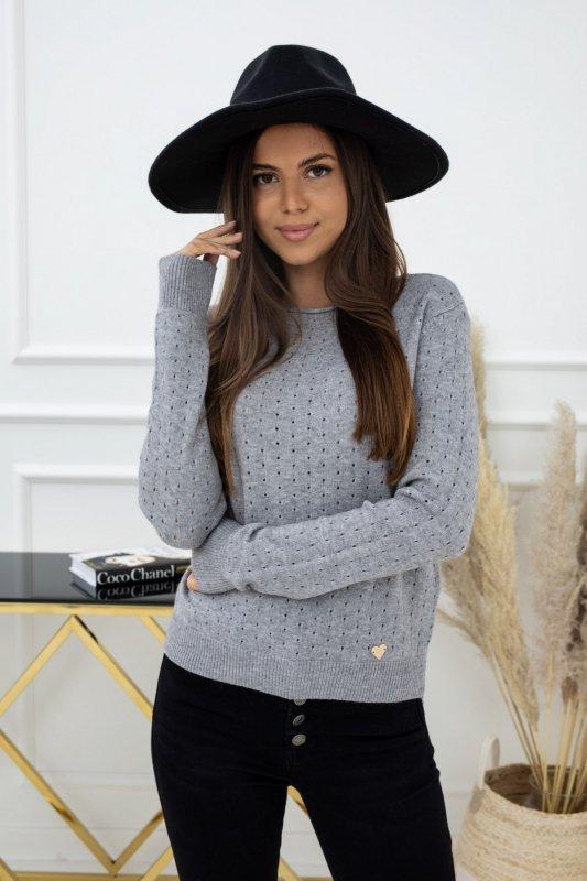 Sweter Wish QJ95474C Grey