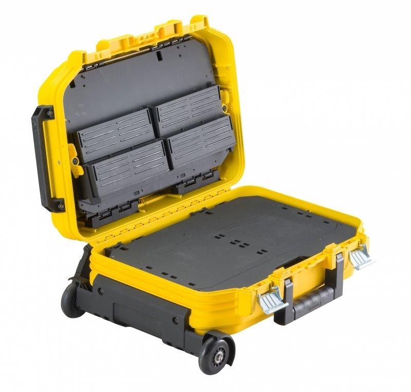 Fatmax profesjonalna walizka narzędziowa na kółkach