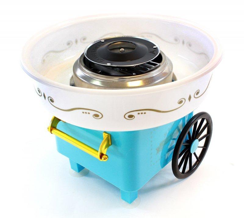 AG137C Maszyna do waty cukrowej blue