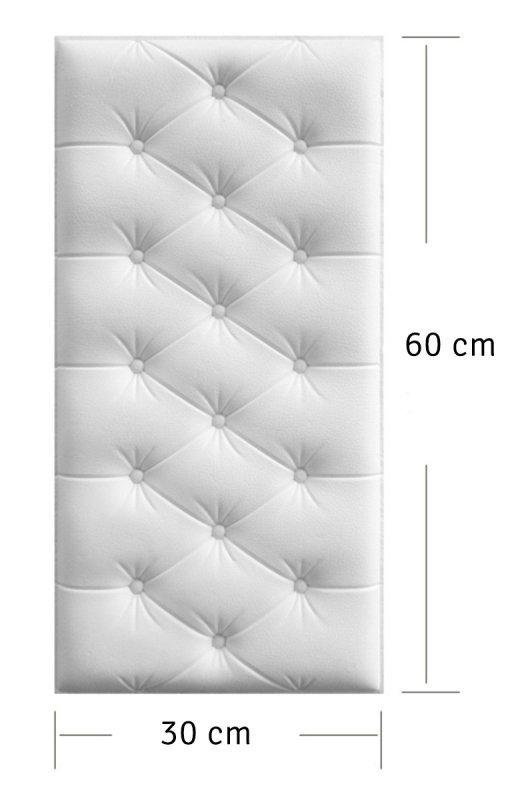 AG543C Panel ścienny dekoracyjny 60x30cm