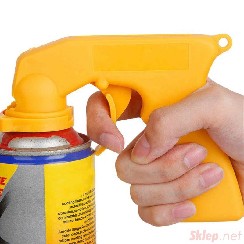 AG86B Uchwyt pistolet do malowania spray