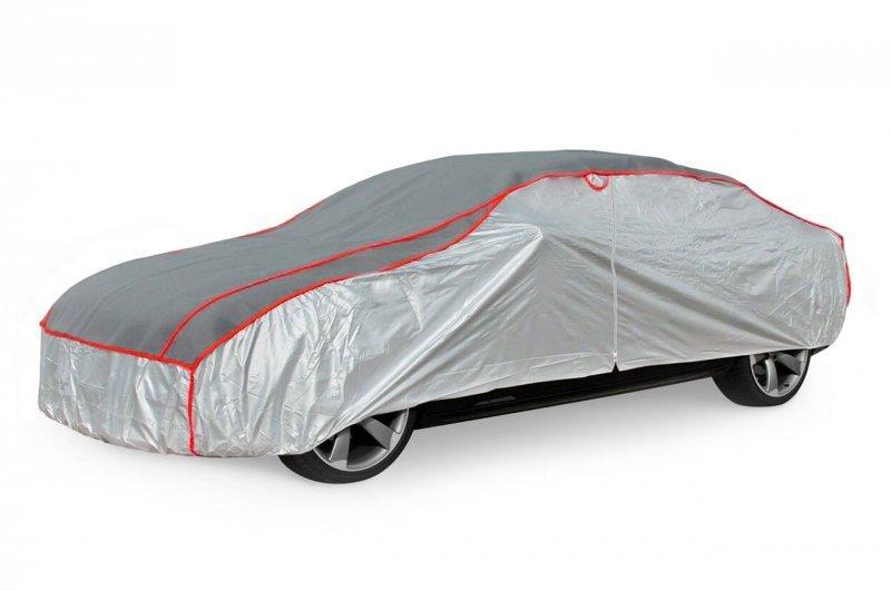 Plandeka pokrowiec przeciwgradowy na samochód - rozmiar m