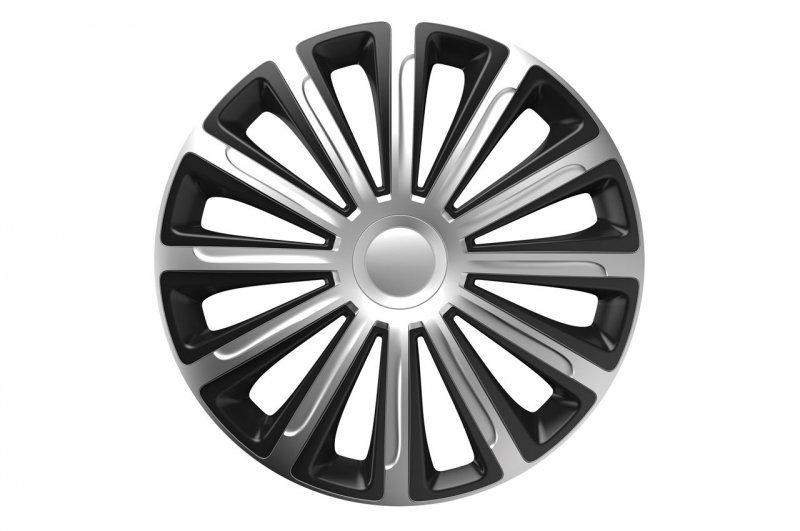 11701 Kołpak Trend czarno-srebrny 14 cali