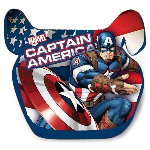 Fotelik siedzisko avengers captain america 15-36kg