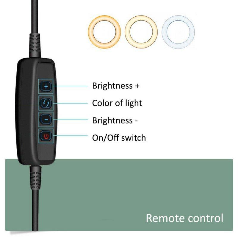 """Lampa LED Maclean, 12"""", 20W Możliwość zmiany barwy 3000K-6500K oraz jasności 10-100%, MCE612"""