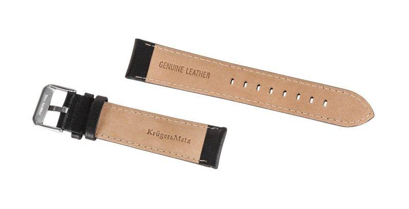 KM0342 Pasek skórzany do smartwatcha Kruger&Matz Classic