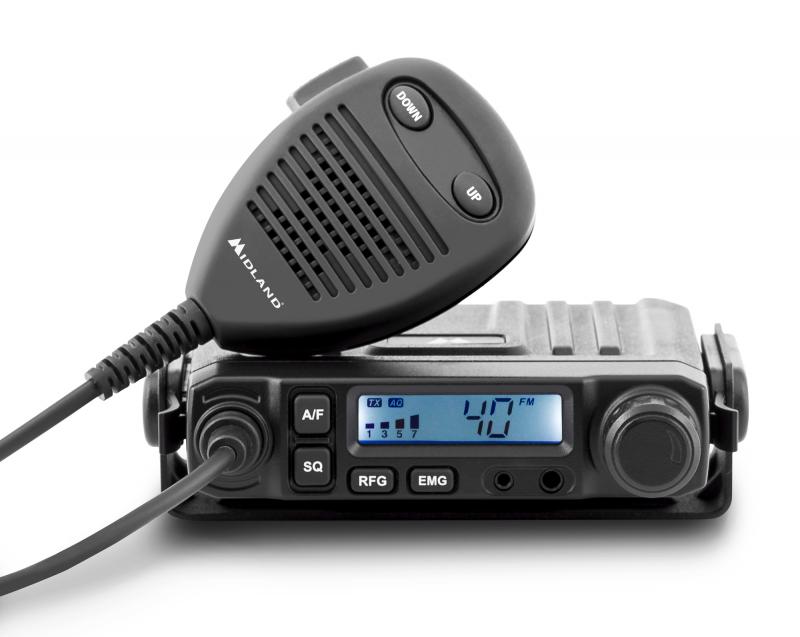 Radio CB Midland M-Mini AM/FM multi