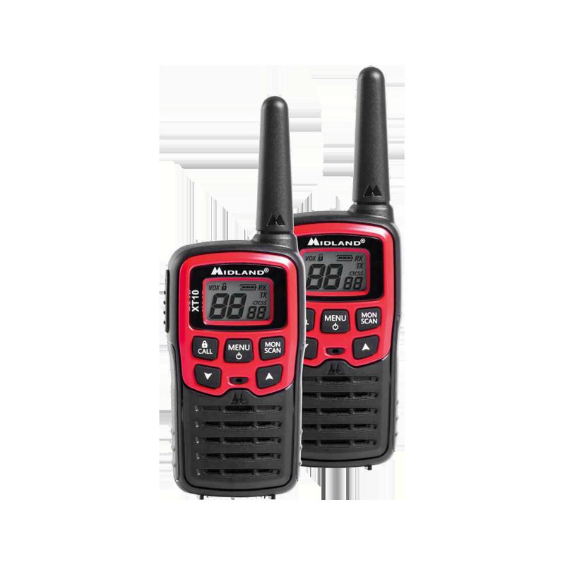 Radiotelefony ręczne PMR MIDLAND XT10