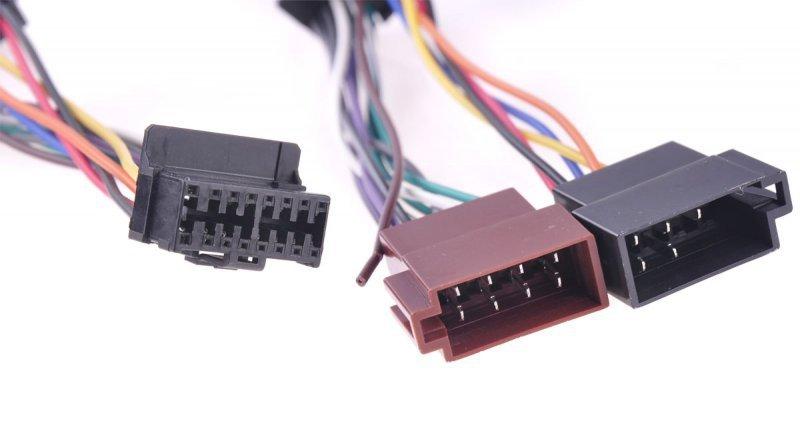 ZLA0726 Złącze do Pioneer DEH2300 16pin-ISO-KP2300