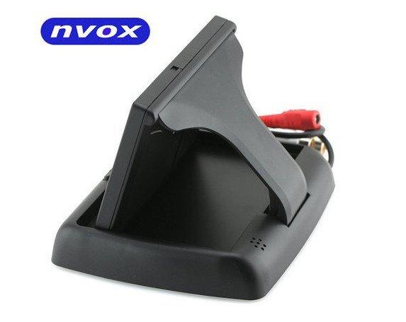 Monitor samochodowy cofania lub wolnostojący LCD 4,3cali cala AV 12V... (NVOX RM403)