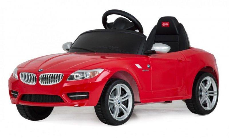 Jeździk BMW Z4 (akumulator, MP3) - czerwony